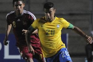 Brazylia U20 wygrywa z pomocą Rafinhi