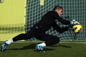Gniew Camp Nou na Víctora Valdésa?