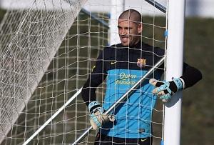 Decyzja Valdésa tematem dnia w Barçy