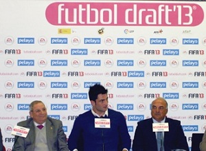 15 z Barçy w Futbol Draft 2013