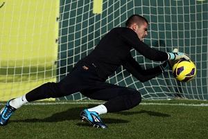 W 2009 Víctor Valdés chciał odejść w Barçy na emeryturę