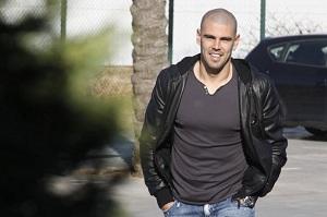 Valdés pojawi się na konferencji prasowej