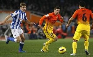 Messi solidarny z dziećmi w Rosario