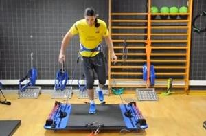 Pinto trenuje indywidualnie