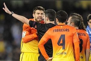 Piqué: Nie jestem agresywnym zawodnikiem