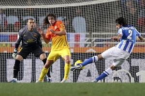 Barça traci bramkę na mecz