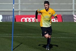 Trening w komplecie, Villa gotowy do gry