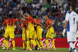 Znana data spotkania Barça-Getafe