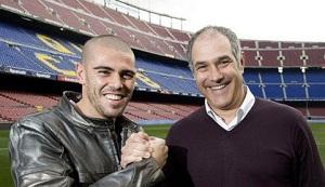 Barça nie zamyka drzwi Valdésowi