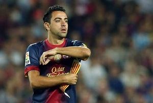 Xavi podpisze nowy kontrakt w poniedziałek