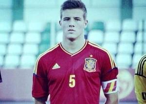 Hiszpania U17 wygrywa po bramce obrońcy Barçy