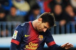 Leo Messi sam poprosił o zmianę