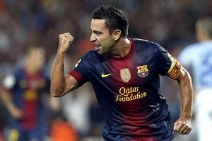 Felicidades, Xavi!