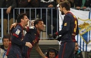 Crack meczu Málaga – Barça