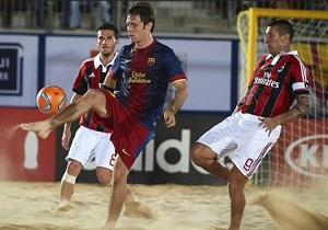 Barça rozbiła AC Milan