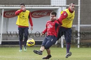 Kadra Osasuny na mecz z FC Barceloną