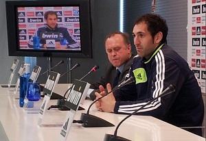 Diego López: Valdés jest profesjonalistą