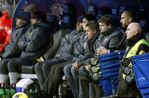 Bez Tito na Bernabéu
