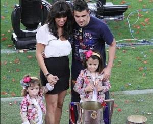 Luca Villa powiększa rodzinę Barçy