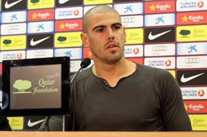 Valdés: Tito i Abidal dodają nam siły