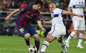 Cambiasso: Messi ma wszystko, aby zostać najlepszym w historii