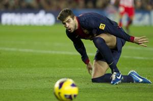 Gerard Piqué, pewniak na derby Barcelony