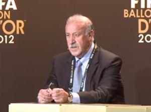Del Bosque: Nieobecność Mourinho jest usprawiedliwiona