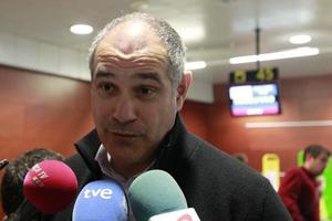 Zubizarreta: Éric został zgłoszony do rozgrywek