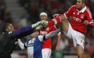 """Barça miała swoich """"szpiegów"""" na meczu Benfica – Porto"""