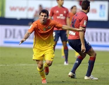 Wrócić na zwycięską ścieżkę w lidze: Zapowiedź meczu FC Barcelona – Osasuna Pampeluna