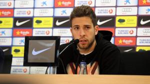 Alba: Odnowienie kontraktu przez Messiego to wspaniała wiadomość dla wszystkich