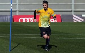 Villa: Zdecydowałem się na dwa dni treningów