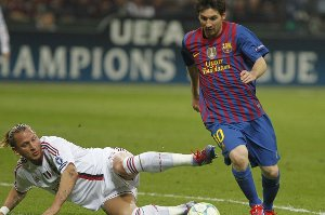 San Messi na San Siro