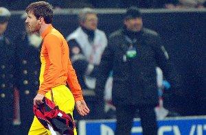 Messi wierzy w remontadę