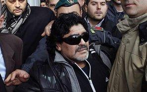 Maradona: Messi to świetny dzieciak, ale myślę, że ja byłem lepszy