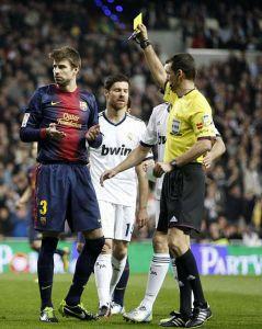 FC Barcelona najrzadziej karana żółtymi kartkami