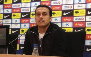 Konferencja prasowa z udziałem Pedro