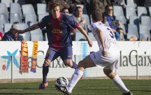 Porażka Barcelony B w meczu z Guadalajarą