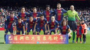Trzecia najwyższa frekwencja w lidze na Camp Nou