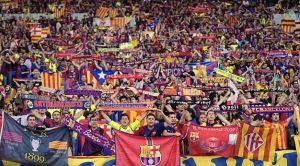 Ponad 2000 kibiców będzie wspierać dzisiaj Barcelonę