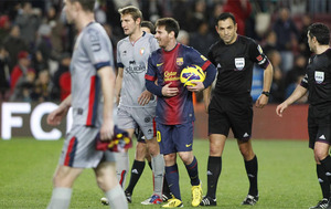 Messi – człowiek z domem pełnym piłek