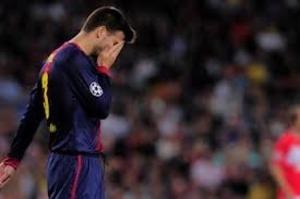 Piqué czeka na Ligę Mistrzów