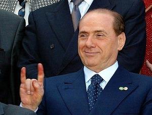 Berlusconi: Muntari i Flamini będą pilnować Messiego