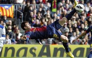 Messi przed kolejną szansą pobicia rekordu Di Stéfano