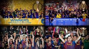 Barça Alusport, najlepszym klubem futsalowym świata w 2012 roku