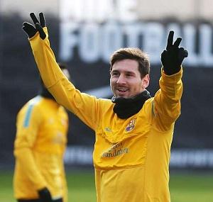Messi przeciwny zwiększeniu klauzuli odstępnego
