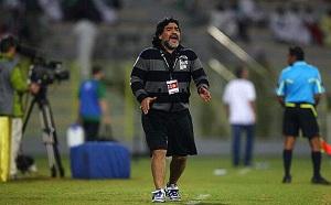 Maradona: Messi powinien wykonywać każdy rzut wolny dla Barcelony