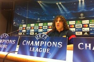 Konferencja prasowa Puyola