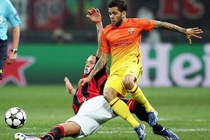 Alves: Aby pozostać w tych rozgrywkach, musimy być trochę lepsi