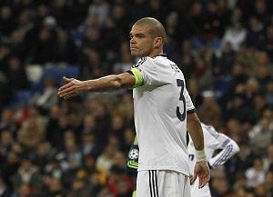 Pepe: Musimy grać zespołowo, aby wygrać